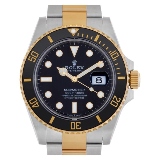 Unused Rolex Submariner 41mm 126613 image 1