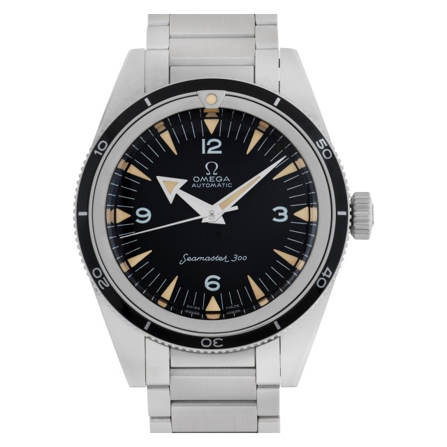 "Omega Seamaster Co-Axial ""The 1957 Trilogy"" 39mm 234.10.39.20.01.001 image 1"