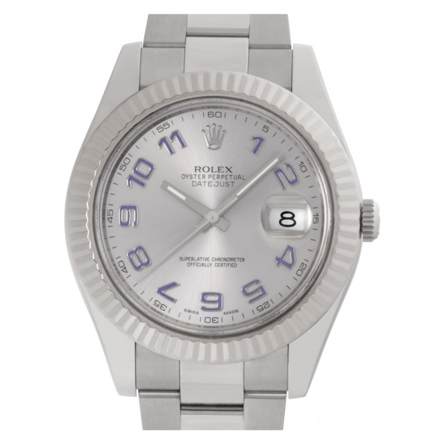 Rolex Datejust II 41mm 116334 image 1