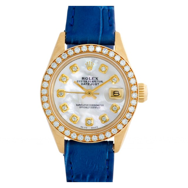 Ladies Rolex Datejust 25mm 6917 image 1