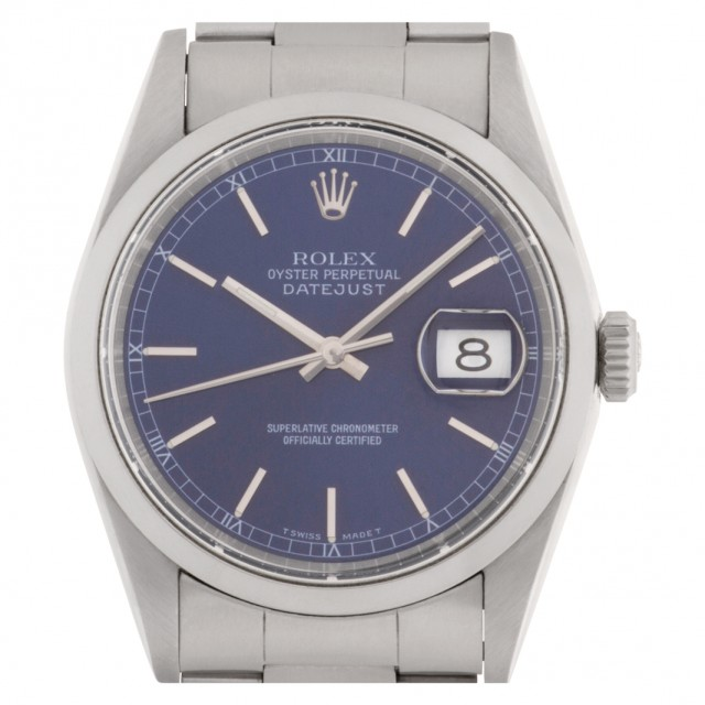 Rolex Datejust 36mm 16200 image 1