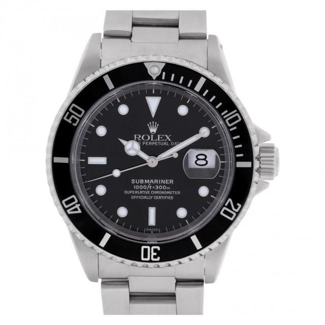 Rolex Submariner 40mm 16610 image 1