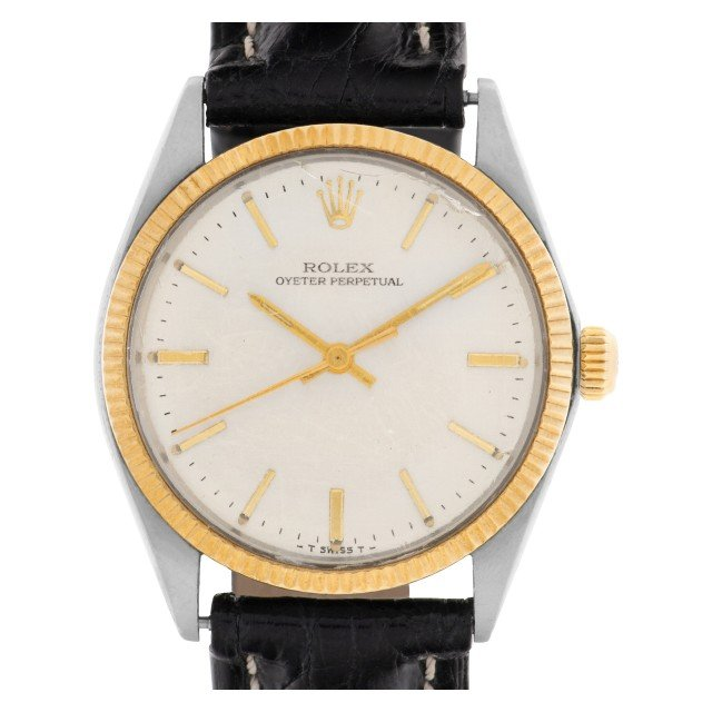 Rolex Oyster Perpetual 34mm 5501 image 1