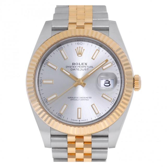 Rolex Datejust 41 41mm 126333 image 1