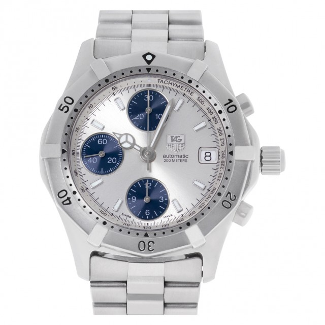 Tag Heuer 2000 38mm CK 2110 image 1