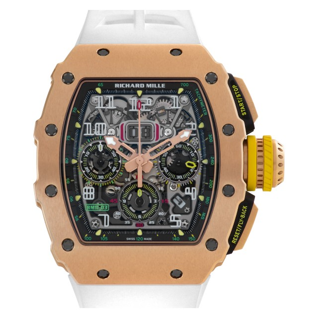 Richard Mille Flyback Chronograph 45mm RM11-03 RG image 1