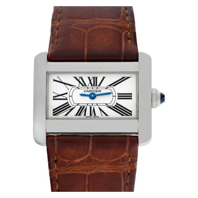 Cartier Divan 31mm W6300255 image 1