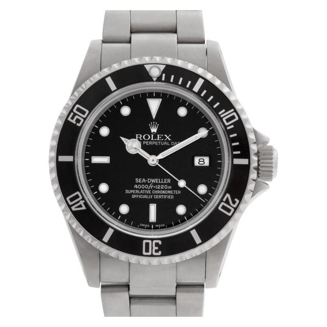 Rolex Sea-Dweller 40mm 16600 image 1
