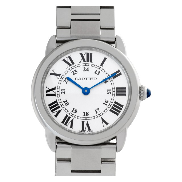 Cartier Ronde Solo 29mm W6701004 image 1