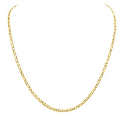 14k Yellow Gold Chain 20 Inch Length.