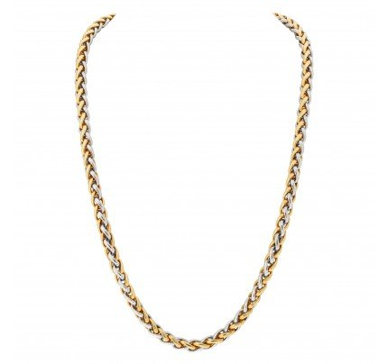 Long chain in 18k