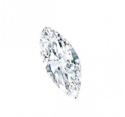GIA Certified Marquise brilliant cut loose diamond 0.83 cts (H Color, SI2 Clarity)