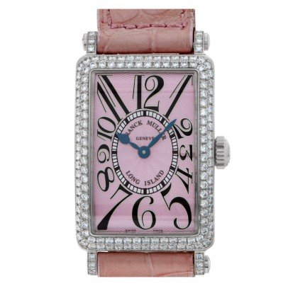 Franck Muller Long Island 23mm 902 QZ D