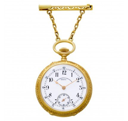 Vacheron Constantin pocket watch 32.5mm 185030 CASE