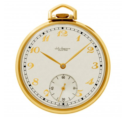 Jules Jurgensen pocket watch 43mm