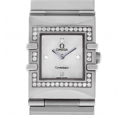 Omega Constellation 19mm 1528.76.00