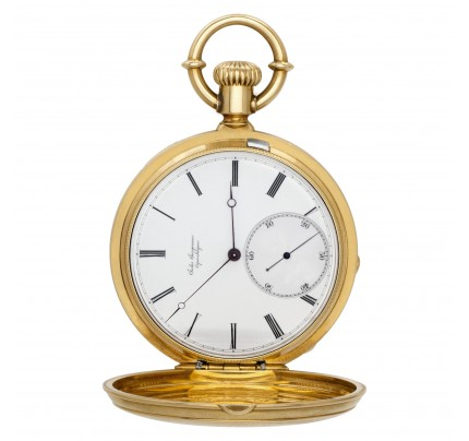Jules Jurgensen pocket watch 54.5mm