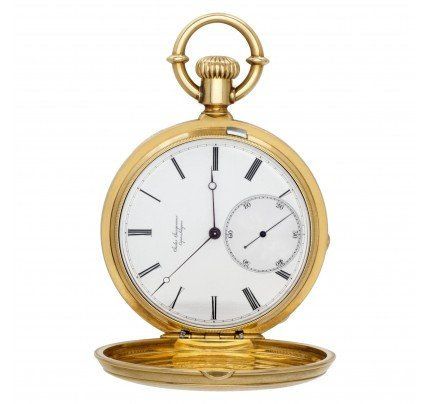 Jules Jurgensen pocket watch