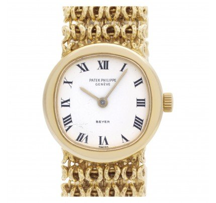Ladies Patek Philippe Ellipse 21mm 4188-2