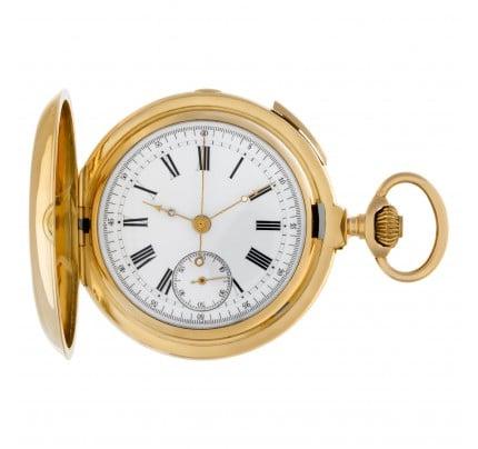 Swiss made pocket watch 52mm