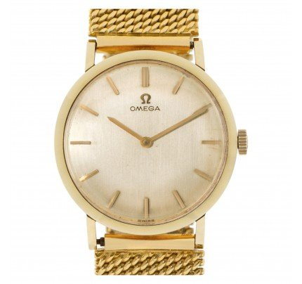 Ladies Omega Classic 28.5mm D6649