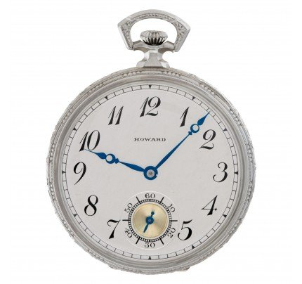 Howard pocket watch 43.5mm