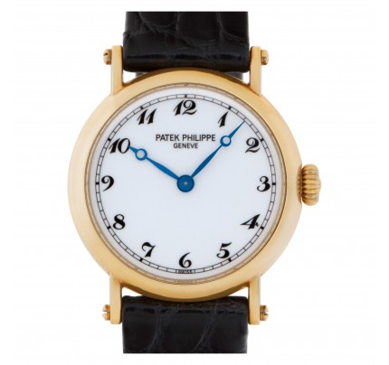 Ladies Patek Philippe Calatrava 26mm 4860