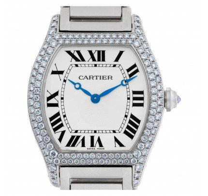 Cartier Tortue 34mm 2497