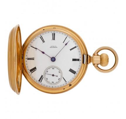 Waltham pocket watch 53mm
