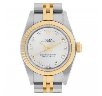 Rolex Oyster Perpetual 25mm 76193
