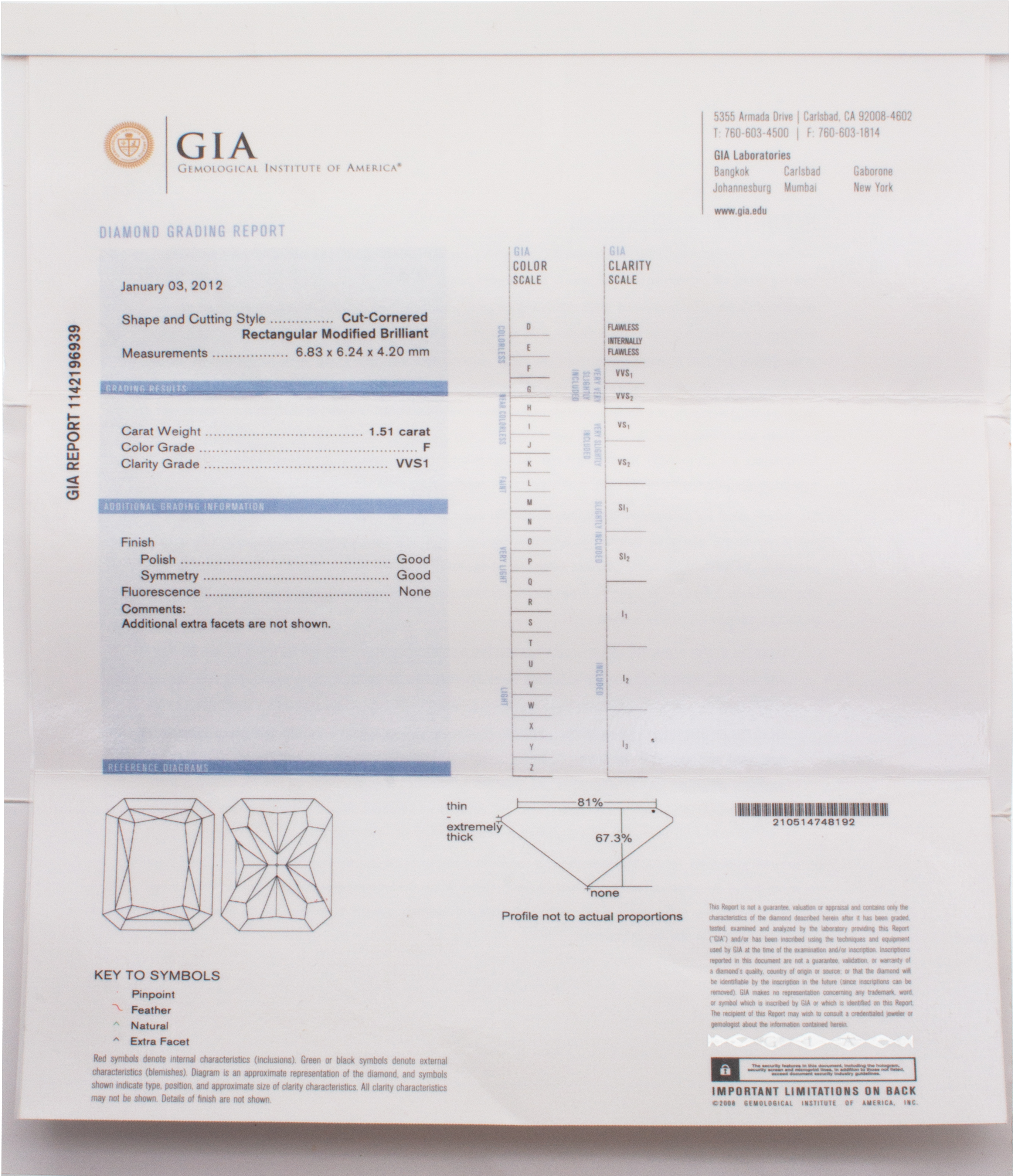 step gia mint to certificate certificates diamond a grading read how diamonds pages