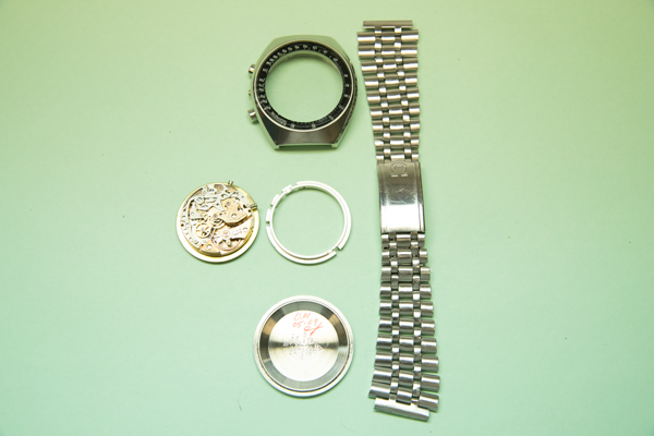 Omega Speedmaster watch repair