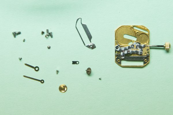 Corum watch repair