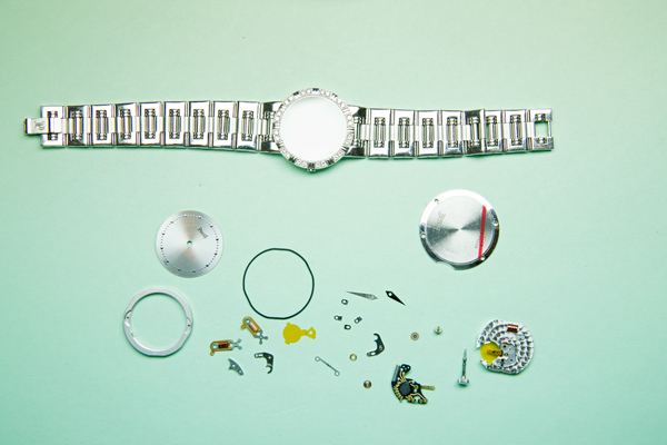 Piaget watch repair