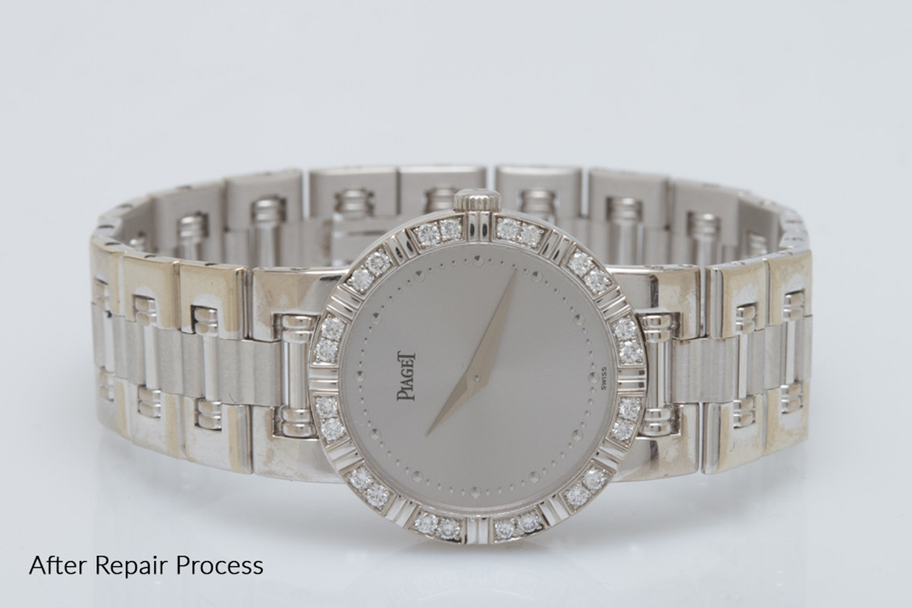 Piaget after watch repair