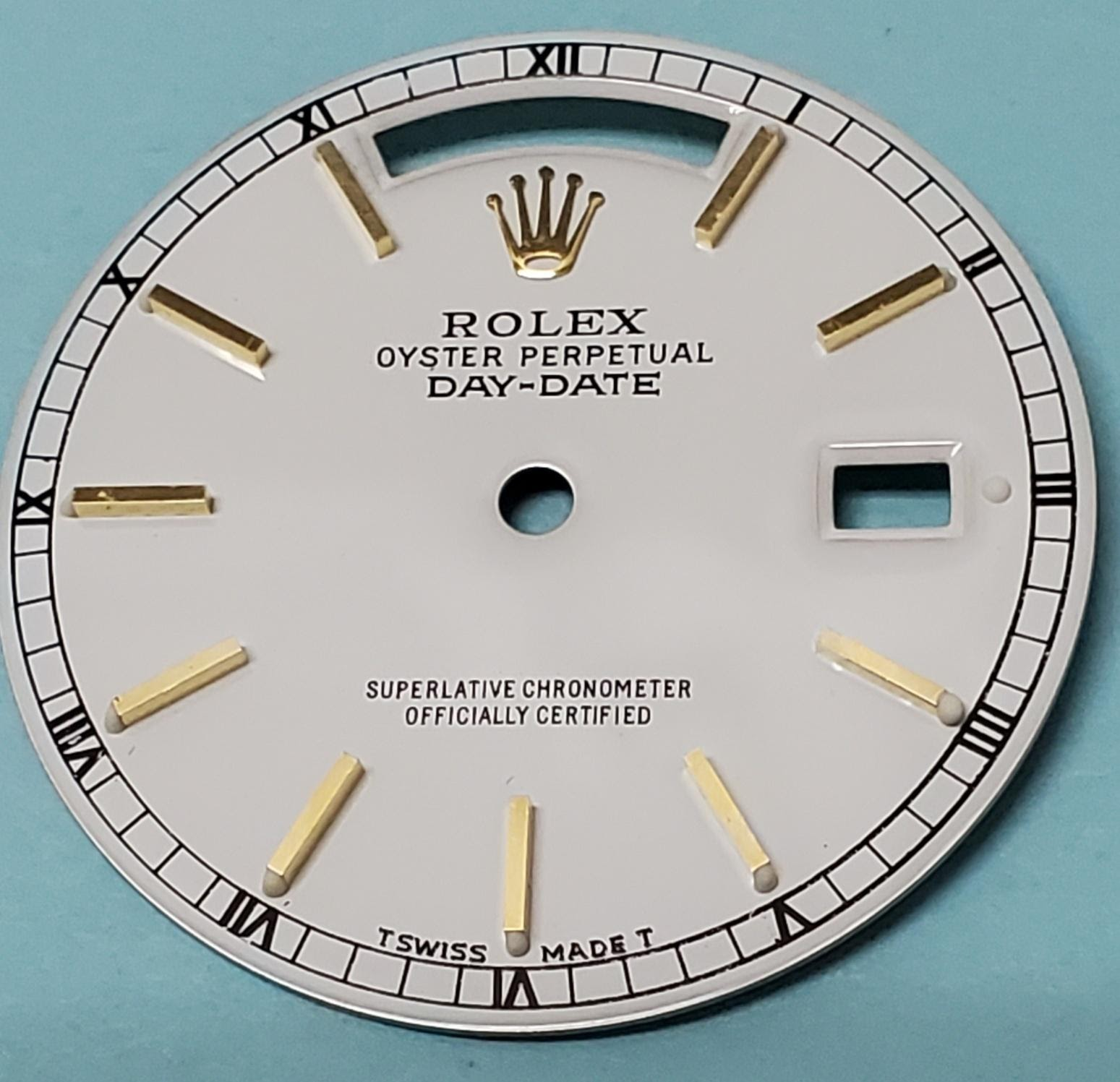 Gray and Sons - Luxury Watch Dial Repairs