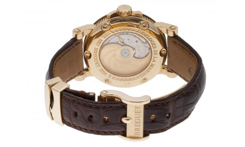 Breguet Marine Big Date Watch Repair