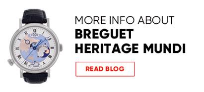 Breguet Classique Hora Mundi Watch