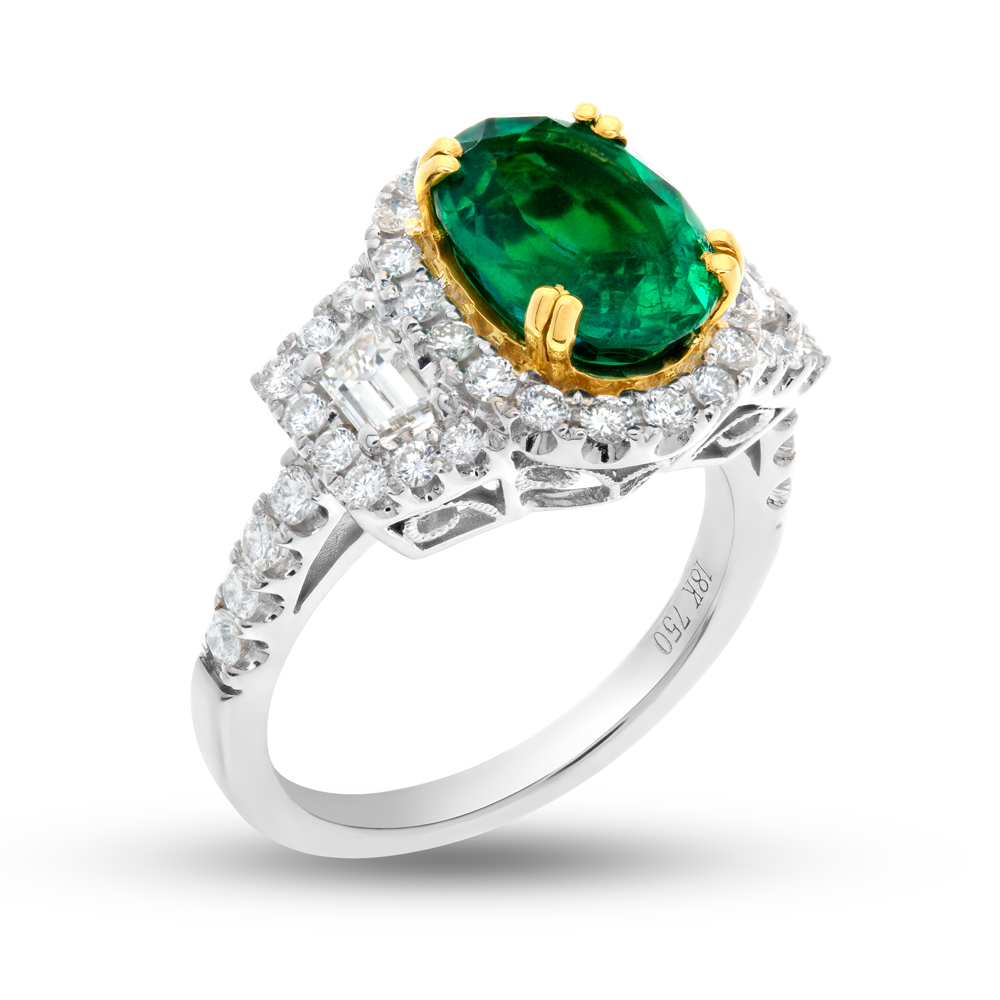Sell Emerald Rings online or in person