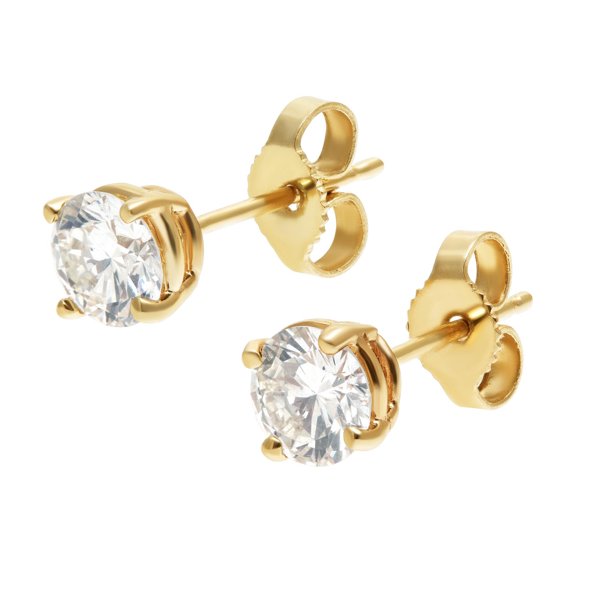 We Buy Diamond Earrings