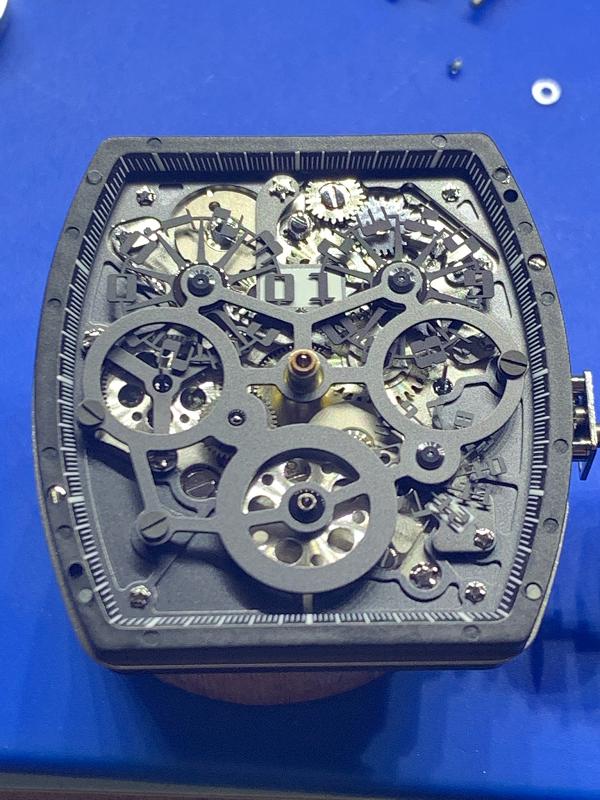 Richard Mille Watch Repair Miami