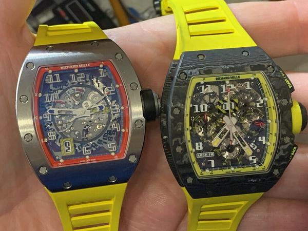 Richard Mille Watch Repair