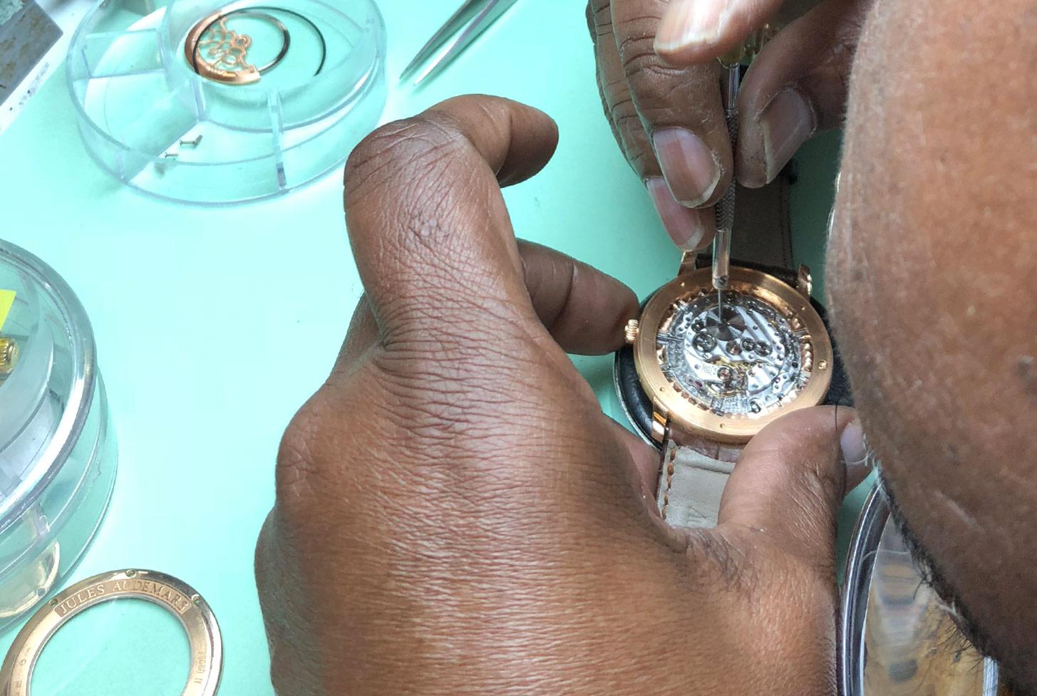 Audemars Piguet Jules Audemars Watch Repair