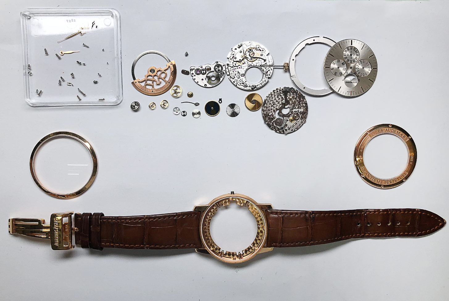 Audemars Piguet Watch Repair
