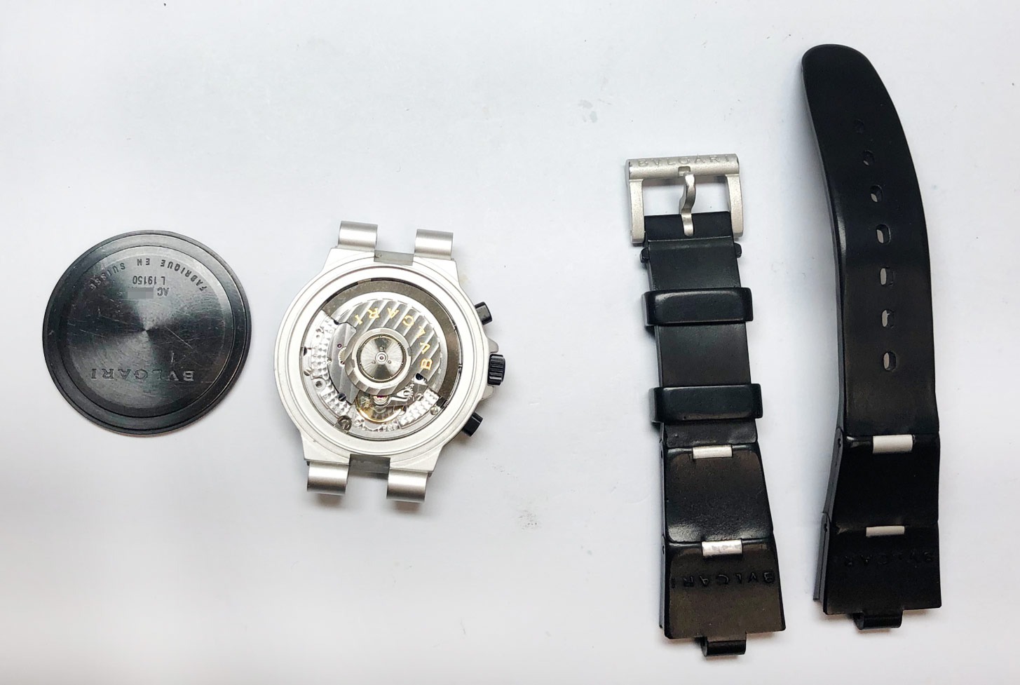 Bvlgari Watch Repair