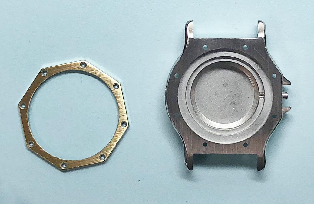 Cartier Santos Watch Repair