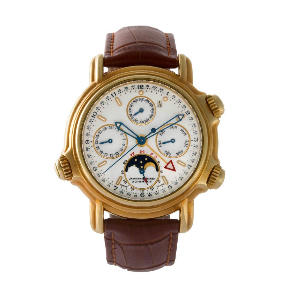 Jaeger-LeCoultre Grande Reveil Watch Repair