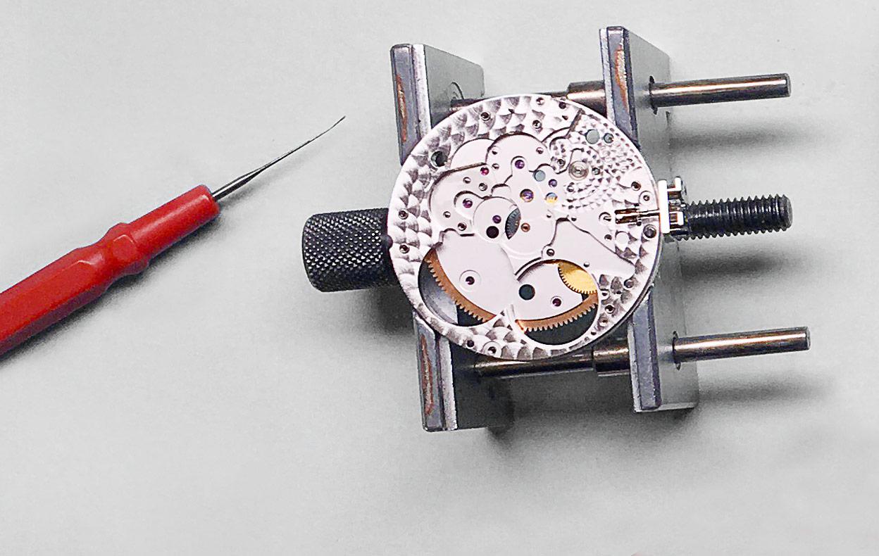 Parmigiani Pershing Watch Repair
