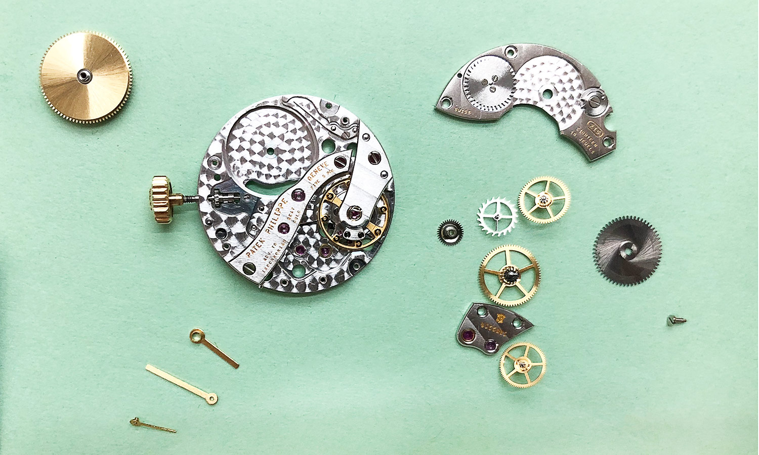 Patek Philippe Gondolo Watch Repair