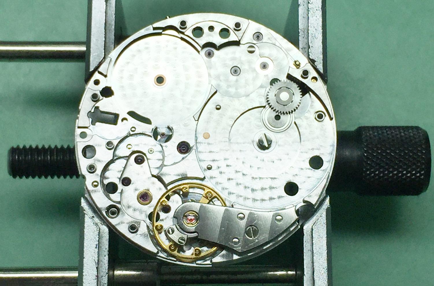 Patek Philippe Neptune Complications Watch Repair